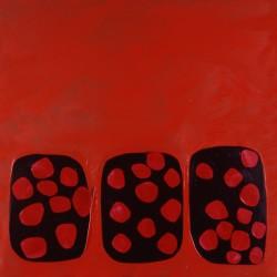 Friandises- 80X80 cm- Huile sur toile- 2007