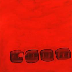 Friandises- 150X150 cm- Huile sur toile- 2006