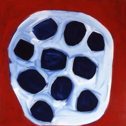 La boite à bonbons- 110X110 cm- Huile sur toile- 2006