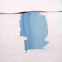 Le lac-110X110 cm- Huile sur toile- 2006