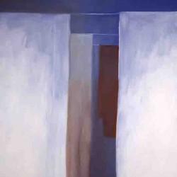 Linge-180X150 cm- Huile sur toile- 2004